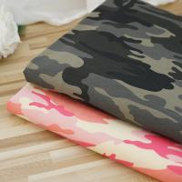 China Cheap Stretch Cotton Spandex Colores Military Camouflage Fabric on sale