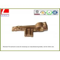 Precision Brass Metal Forging Process CNC Machined Parts For Crane Manufactures