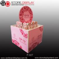 Custom Cosmetic Pallet display stand Manufactures