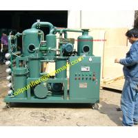 Vacuum transformer Oil Regeneration plant remove acidity, sludge, free carbon, other soluble oil decay products Manufactures