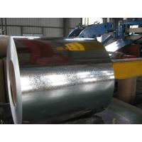DX53D+Z Galvanized Steel Coil For Garage Doors With 508mm Inner Diameter for sale
