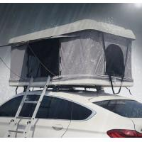 Hard shell Rooftop Tent Car Camping Tent 4x4 offroad For 4 Person Heavy Duty Hydraulic Manufactures