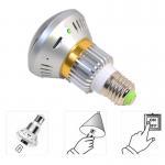 Eazzydv Wireless Bulb-shaped  DVR Mini security Camera