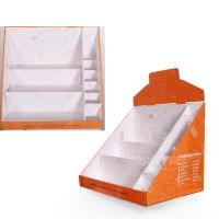 Vapes Pantone Printing Corrugated Cardboard Displays Super Market Paper Display Box Manufactures