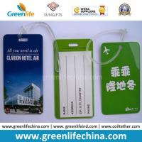 Custom Advertismental Gift Tag for VIP Clients Luggage Hang Tag Manufactures