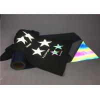 Stretchable Reflective Heat Transfer Vinyl Environmental Friendly For Garment Manufactures