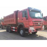 Low Fuel consumption Heavy duty Sinotruck Howo 6x4 dump truck in Affordable Price Manufactures