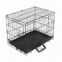 Dog Cage, Measures 45 x 30 x 38cm Manufactures