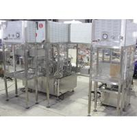 Fully Automatic Pharmaceutical Liquid Filling Machines For 10ML Eyedrop Manufactures