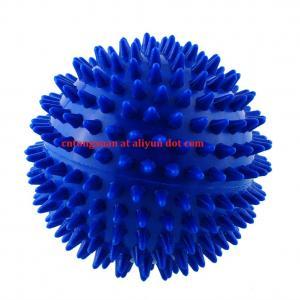 Eco-friendly PVC Spiky 6cm 7cm 8cm 9cm 10cm Mini Massage Balls Manufactures