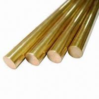 H80 Copper Round Bar with Solid Manufactures