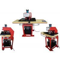 220 Volts 3 Phase High Pressure Heat Press Machine For Hard Substrates Manufactures