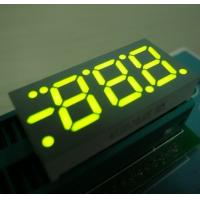 Stable Ultra Bright Green Small 7 Segment Led Display IC Compatible Manufactures
