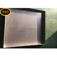 Safe Rustproof Stainless Steel Wire Basket Tray High Carrying Capacity Manufactures
