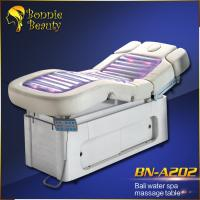 Luxury electric dry thermal water massage bed for sale Manufactures