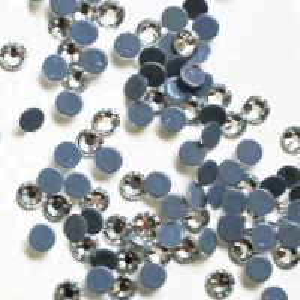 SS10 Crystal Rhinestones Glass Cut Flat Back Glue On Manufactures