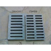 Quality Nodular Cast Iron Manhole Covers on Flume for sale