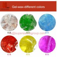 China China jelly wax/gel wax for produce candles on sale