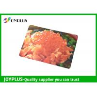 Buy cheap Colorful Printed Dining Table Placemats Anti Slip OEM / ODM Available 45X30CM from wholesalers