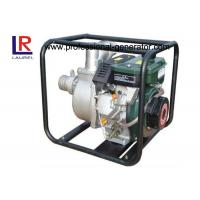 2 Inch Diesel Agricultural Water Pump 4HP 170F Engine Key Starter / Recoil Starter Manufactures