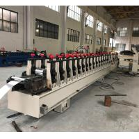 Buy cheap Heavy Duty Warehouse Rack Roll Forming Machine Galvanized Steel Roll Forming from wholesalers