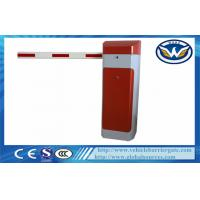 Remote Control Car Heavy Duty Barrier Gates Operator Suppliers Manufactures