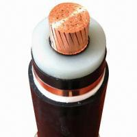 Copper Conductor PVC-insulated A (B,C) Anti-burning Power Cable Manufactures