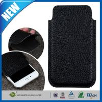 China Synthetic Sleeve iPhone 6 Plus Protective Case , Ultra Slim Executive Leather Pouch on sale
