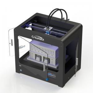 CreatBot DE High Precision 3d Printer / Automatic 3d Metal Printing Machine Manufactures