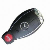 Keyless Go Remote, 315 and 433MHz, Suitable for Mercedes Benz Manufactures