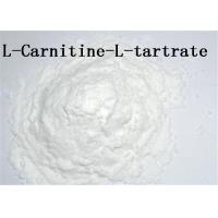 Quality Sport Nutrition Lcarnatine Vitamin BT L Tartrate E 36687 82 8 Solubility Clear for sale