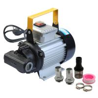 China Whaleflo Portable Electric Oil Pump 220v 60lpm Diesel Oil Pump for fueling diesel and kerosene on sale