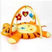 Cute Lovely Lion Baby Play Gyms Infant Activity Gym in Polyester material Manufactures