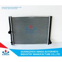 Automotive Engine Custom Aluminium Radiators TOYOTA AURIS 1.4D4D ' 07-MT Manufactures