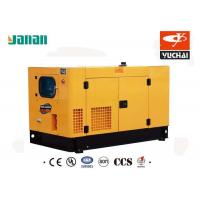 50HZ 60HZ Diesel Standby Generator Residential / Industrial Use With 72A Current Manufactures