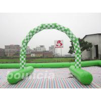 China Inflatable Zorb Ball Track , Zorb Orbit With 0.6mm PVC Tarpaulin for sale