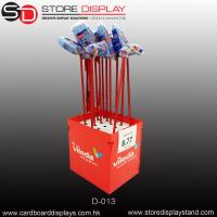Quality hydrogen balloon dump bin display stand box for sale