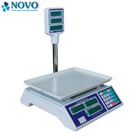High Resolution Digital Pricing Scale , Digital Computing Scale External Digital Calibration Manufactures