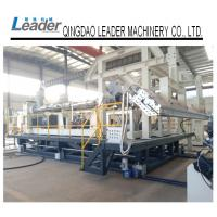 China Laminated PVC Roof Membrane Sheet Extrusion Line 0.5-6mm Thickness on sale