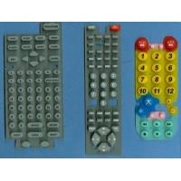 Buy cheap Keypad Remote Control Keypad Rubber Silicon Keypad from wholesalers