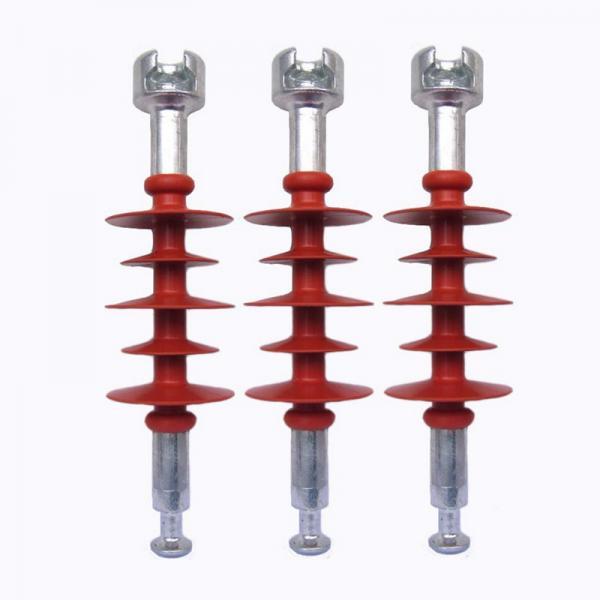 Long rod composite suspension insulator for high voltage transmission power line