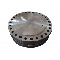Buy cheap Carbon Steel C45 IC45 080A47 CC45 SAE1045 Forged Disc from wholesalers