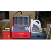 Launch CNC602A Injector Cleaner & Tester Fuel Injector Cleaning Car Washing Equipment Manufactures