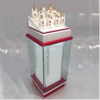 cosmetic showcase of acrylic display stand Manufactures