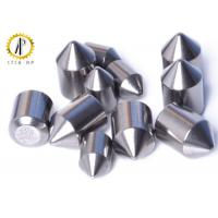 Well Driling Bits Conical Cemented Carbide Tool Tips , Tungsten Carbide Products Manufactures