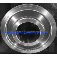 Forged  wheel and Steel Forging Rough Hub Alloy Steel 4130 , 4140 , 8620 , 42CrMo4 , 34CrNiMo6 , 18CrNiMo7-6 Manufactures