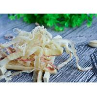 China Giant Dried Shredded Squid 20% - 24% Moisture 24 Months Shelf Life on sale
