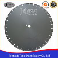 550mm Diamond Cutting Saw Blade For Reinforced Concrete And Asphalt Manufactures