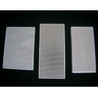 Anti-corrosion Cordierite Honeycomb Ceramic Plate With Good Thermal Shock Stability Manufactures