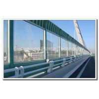 China High Transparent Highway Sound Barrier Walls 1.5 mm - 6 mm Polycarbonate Sheets on sale